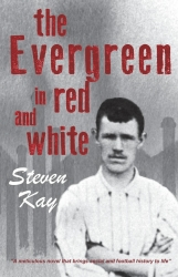 The Evergreen in Red and White